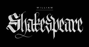 William Shakespeare Font