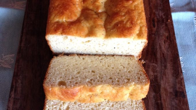 keto cream cheese bread