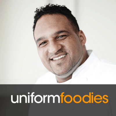 I am a finalist in the Uniform Foodies competition!