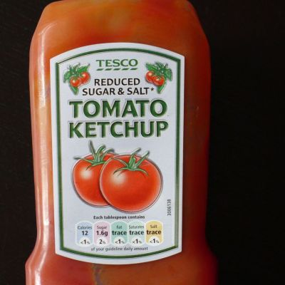 Complacency and mistakes…Tesco ketchup no longer gluten-free, was it ever?