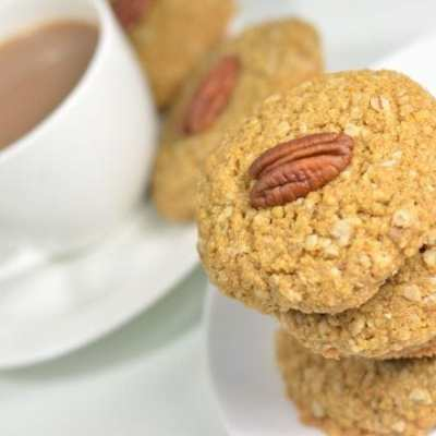 Maple & Pecan Cookies…A Recipe For Nature's Path