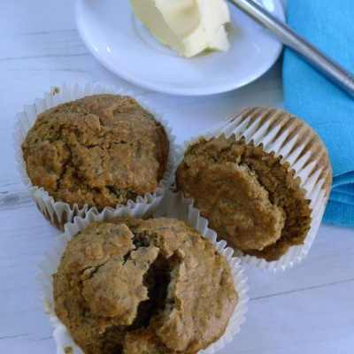 Pack-A-Punch Savoury Muffins