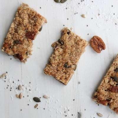 Chunky Monkey Granola Bars (Gluten, Dairy, Refined Sugar Free) & A Woeful Story