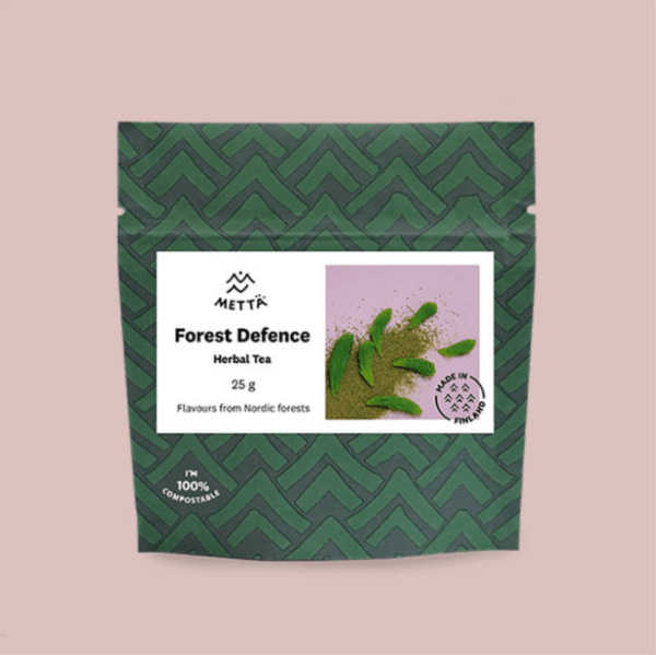 Forest Defence Loose Herbal Tea