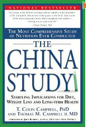 The China Study by Dr. T. Colin Campbell