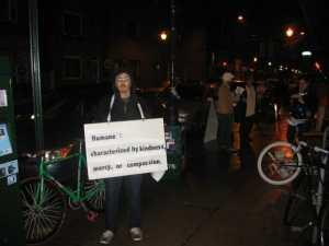 Vegan Leafleter Wins Philadelphia Court Settlement for Illegal Arrest Case