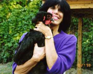 letter from United Poultry Concern's President Karen Davis, a tireless advocate for nearly 30 years