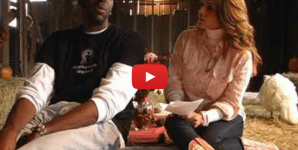 NBA Star John Salley on Turkey Free Thanksgiving And Why He's a Vegan