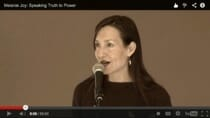 Melanie Joy Presentation: Speaking Truth to Power