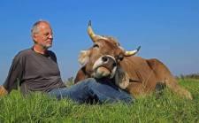 Jan Gerdes, former dairy farmer
