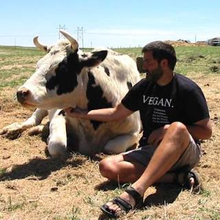 former animal farmer turned vegan