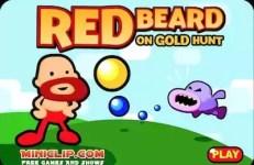 Red Beard On Gold Hunt