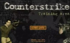 Counterstrike Training Area
