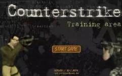 Counterstrike Training Area