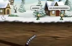 Effing Worms 3 (XMAS)