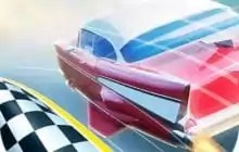 furturistic racing 3d
