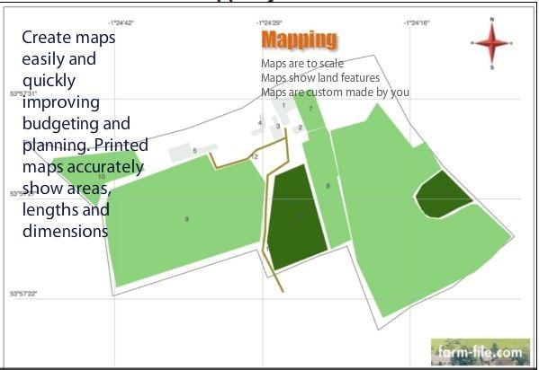 Create Your Own Farm Map With Farm File Com