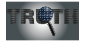 When you put what YOU believe under the microscope, will you find faultless ministry or lies?