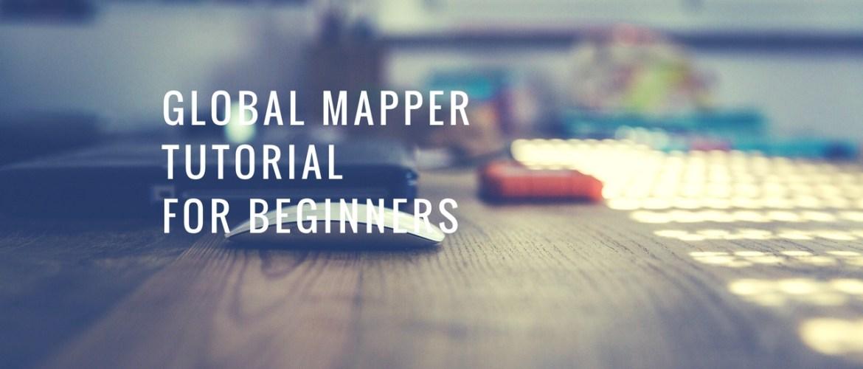 global mappertutorialfor beginners