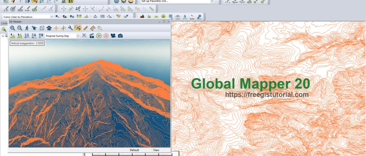 global mapper featured
