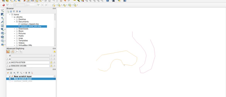 qgis merge vectors 1