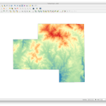 How to Clip Raster Against Polygon in QGIS