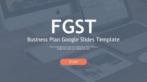 Business Plan Google Slides Templates  Free Google Slides