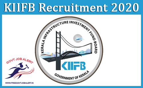 KIIFB Recruitment 2020