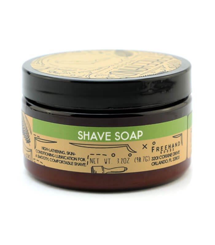 All Natural Shave Soap