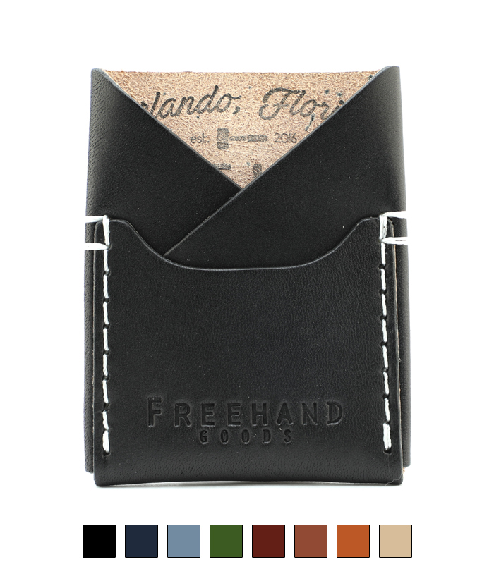 Semoran Leather Cardholder