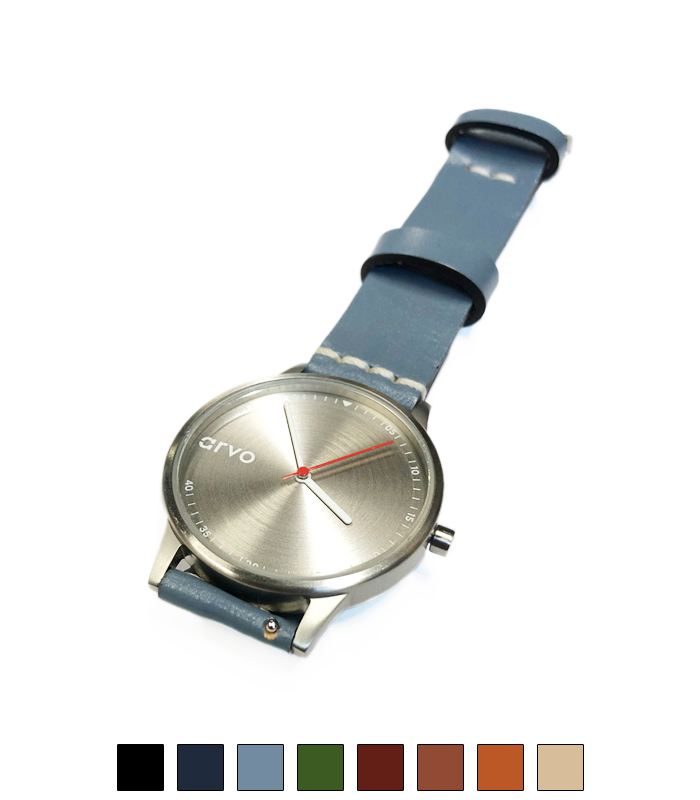 Summerlin Leather Watch