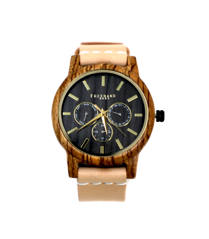 Natural Summerlin Leather Watch