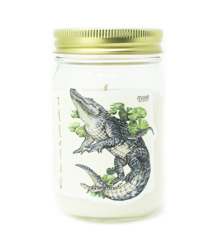 Underbelly Signature Soy Candle