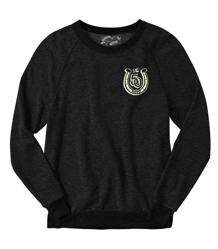 The Fifty Unisex Pullover Sweater