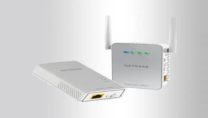 NETGEAR PowerLINE (For Complex Network)