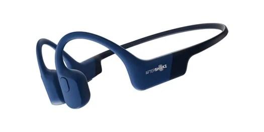 AfterShokz Aeropex Open- Best Bone Conduction Headphones
