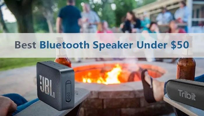 Cheap Best Bluetooth Speaker Under 50 In 2020 Freeholidaywifi