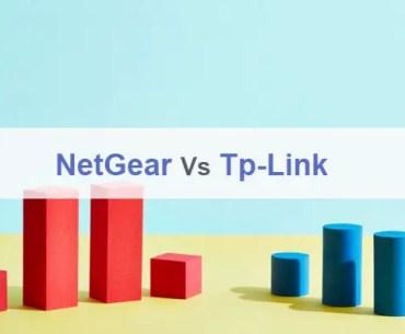 Netgear vs TP-Link