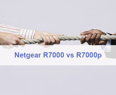 Netgear R7000 vs R7000p
