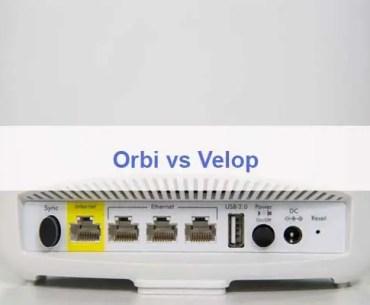 Orbi vs Velop