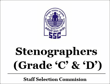 SSC Stenographers 2017 Syllabus, Result Apply Exam Pattern Eligibility Admit Card Question Paper Answer Grade C & D Exam