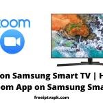 Zoom on Samsung Smart TV   How to Get Zoom App on Samsung Smart TV?