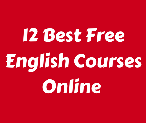 Free English Courses Online