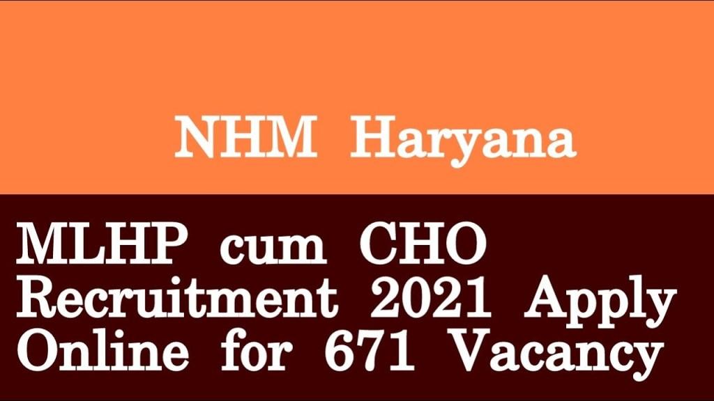 Job in Haryana