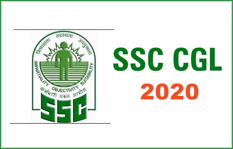 SSC CGL 2020 Job Vacancy