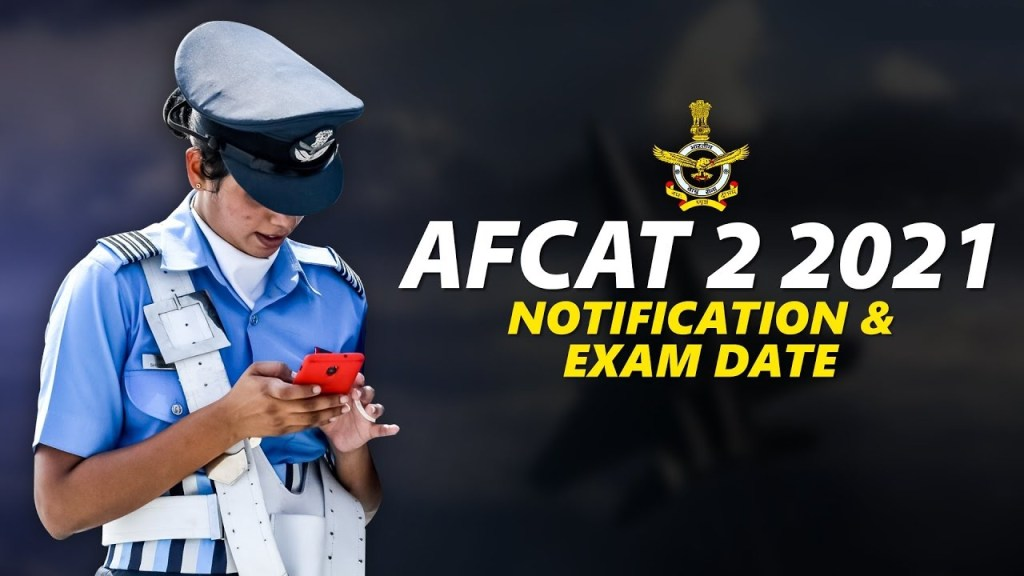 Air Force AFCAT Freejobsearch