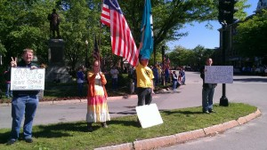 Memorial Day Peace Contingent
