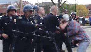 Matthew Bomberg and Gang Tackles, Kidnaps Man for Walking Down Sidewalk