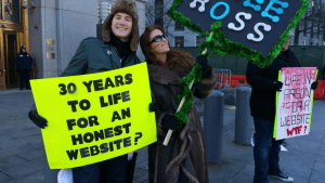 NH Jury Activists Converge on Ross Ulbricht Trial in NYC