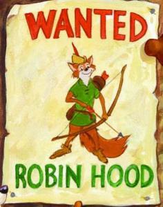 Wanted Robin Hood